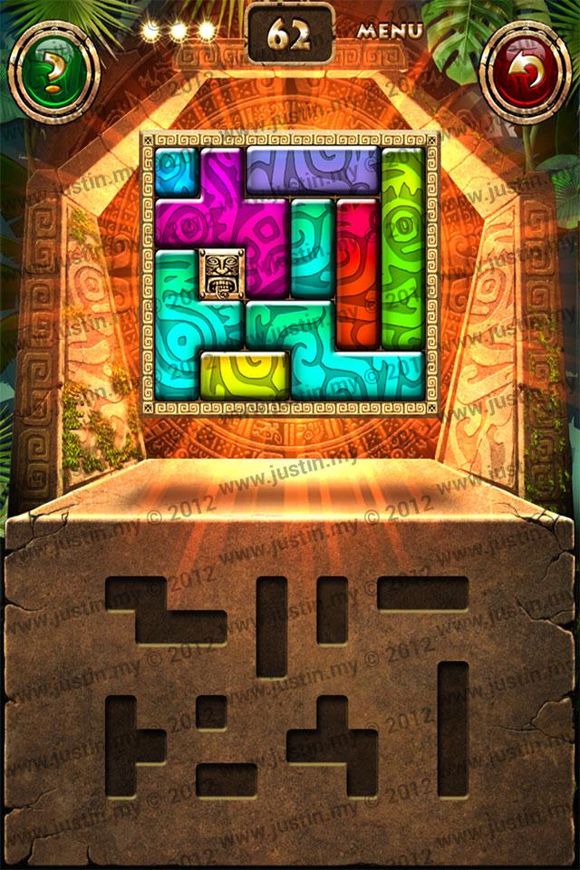 Montezuma Puzzle Level 62
