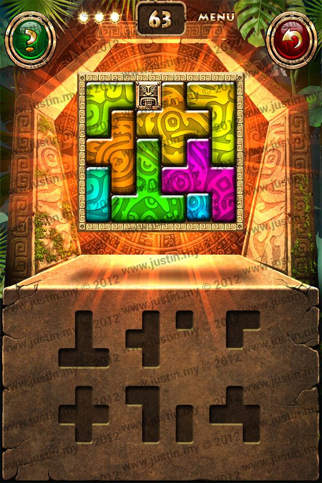 Montezuma Puzzle Level 63