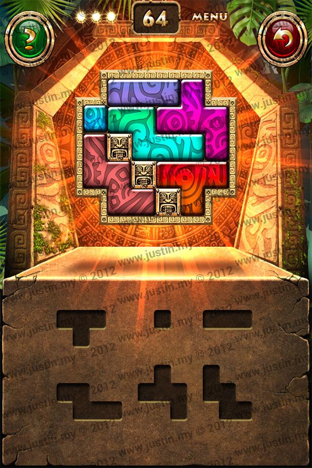 Montezuma Puzzle Level 64