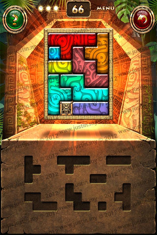 Montezuma Puzzle Level 66