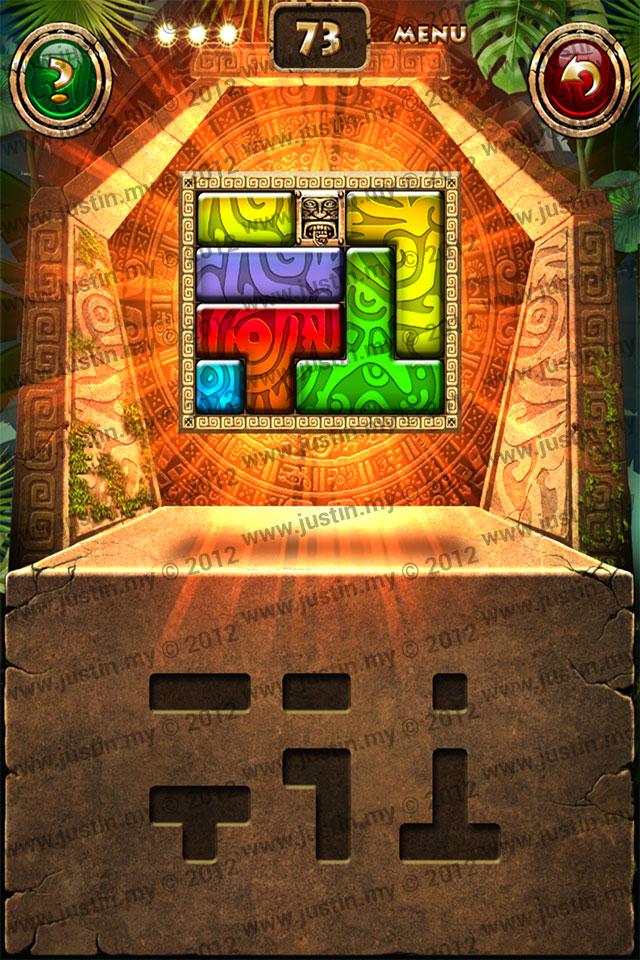 Montezuma Puzzle Level 73