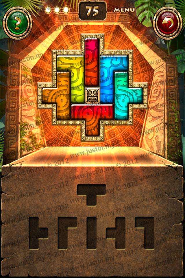Montezuma Puzzle Level 75