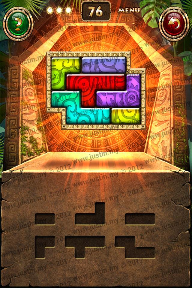 Montezuma Puzzle Level 76
