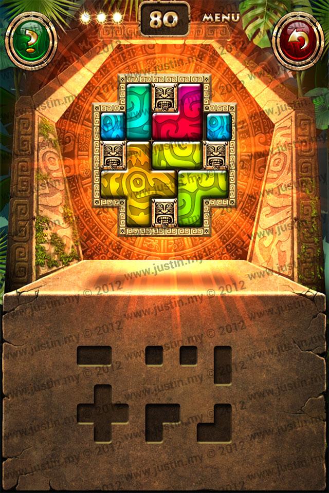Montezuma Puzzle Level 80