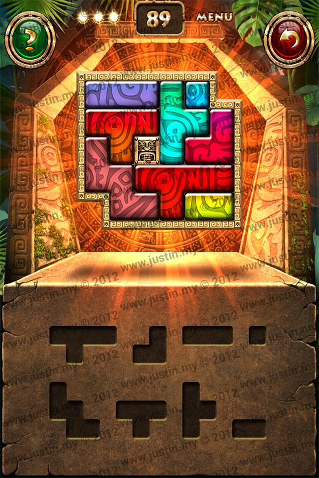 Montezuma Puzzle Level 89