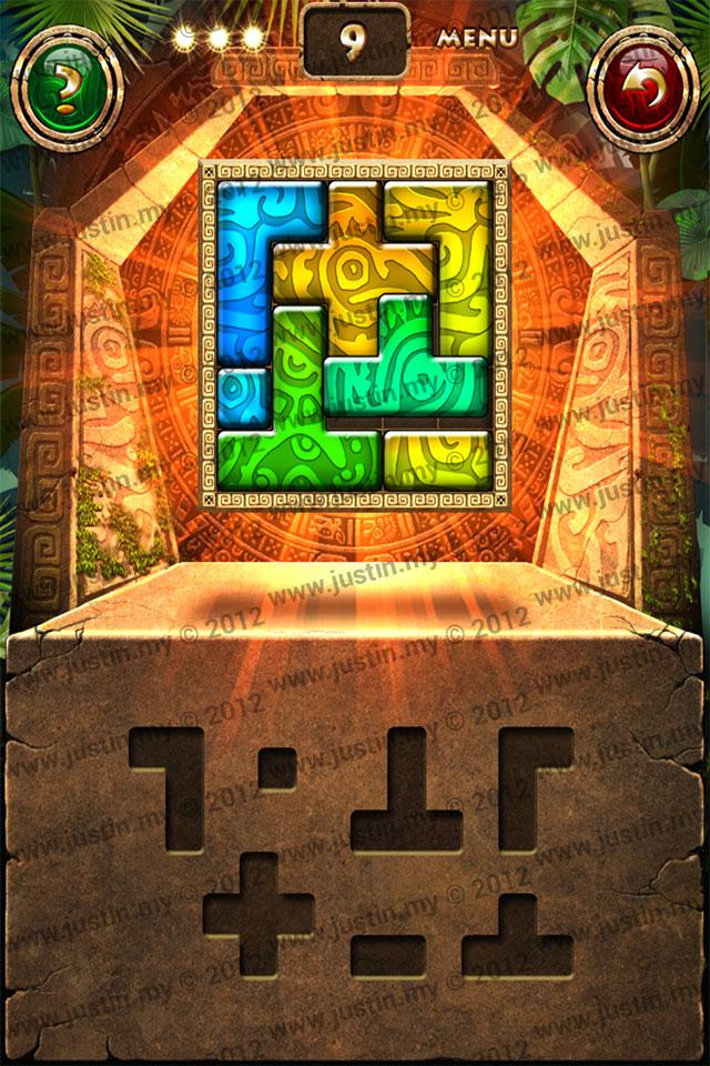 Montezuma Puzzle Level 9