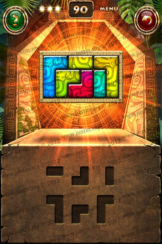 Montezuma Puzzle Level 90