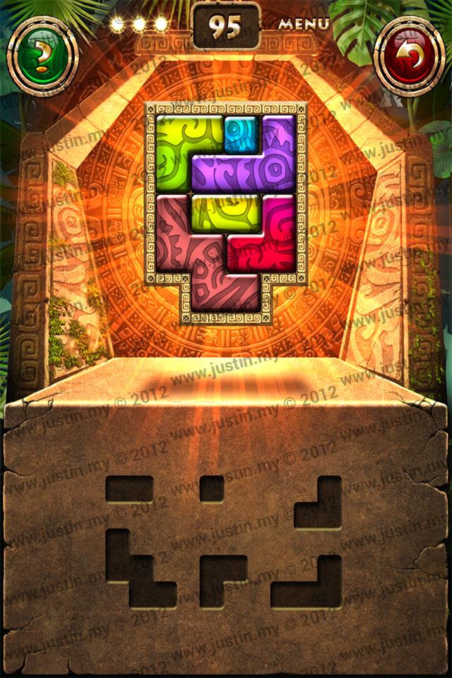 Montezuma Puzzle Level 95