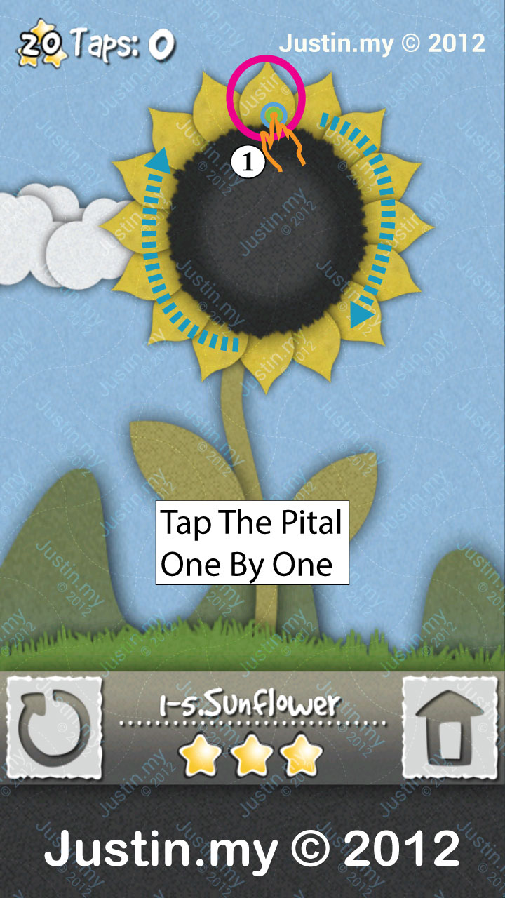Tap Play Level 1-5