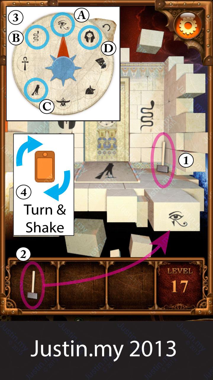 100 Doors Parallel Stage 1 Level 17