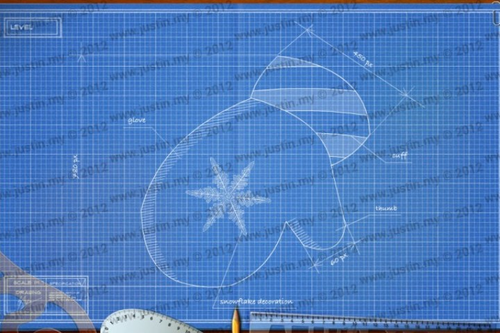 BluePrint 3D Christmas Level 1