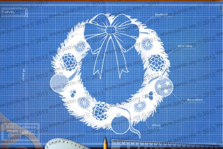 BluePrint 3D Christmas Level 21
