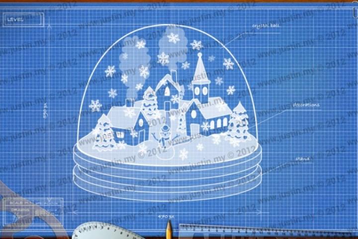 BluePrint 3D Christmas Level 24