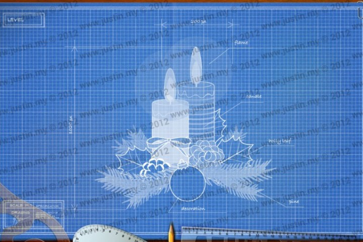BluePrint 3D Christmas Level 25