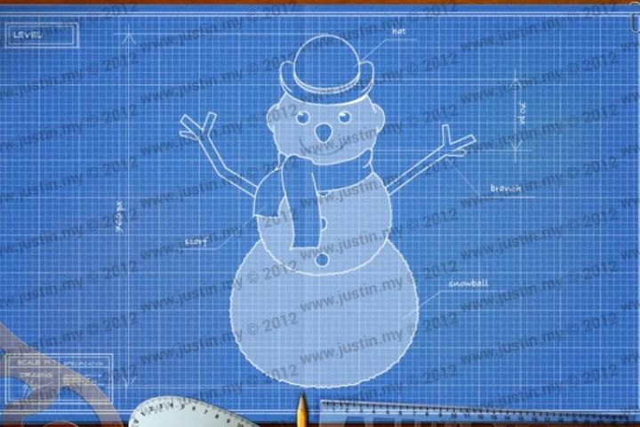 BluePrint 3D Christmas Level 5