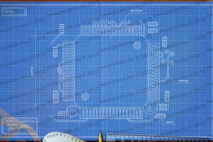 BluePrint 3D Electronic Level 14