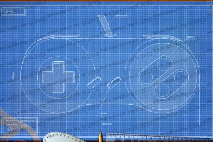 BluePrint 3D Electronic Level 15