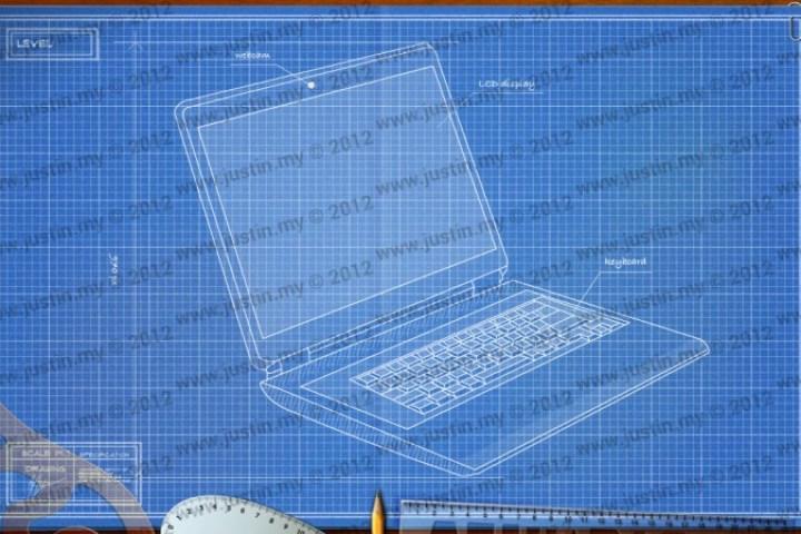BluePrint 3D Electronic Level 21