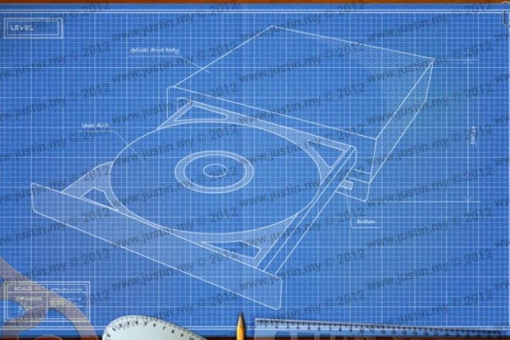 BluePrint 3D Electronic Level 22
