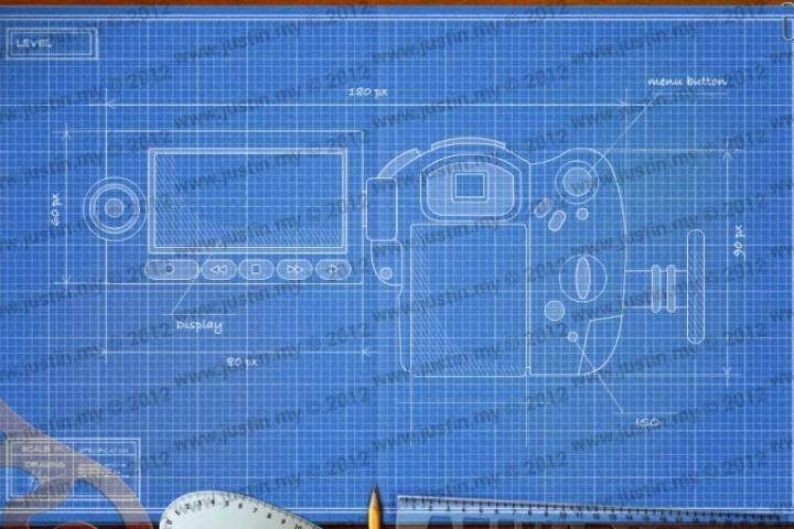 BluePrint 3D Electronic Level 23