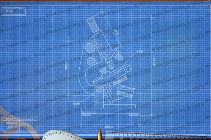 BluePrint 3D Electronic Level 25