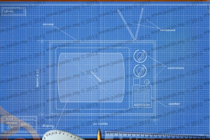 BluePrint 3D Electronic Level 26