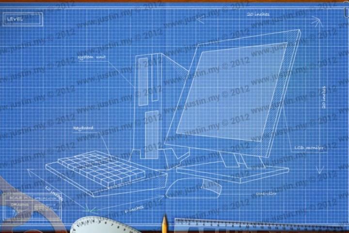 BluePrint 3D Electronic Level 27