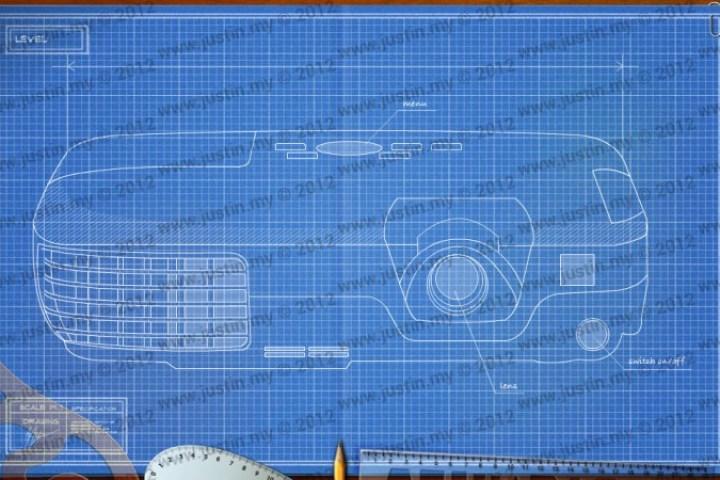 BluePrint 3D Electronic Level 34