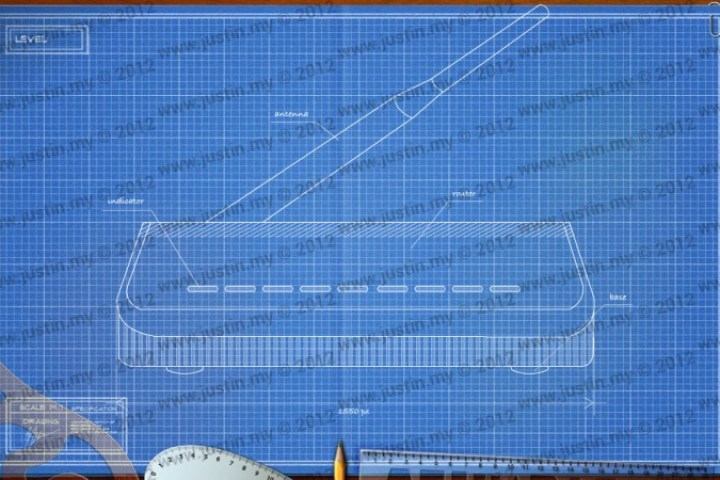 BluePrint 3D Electronic Level 4