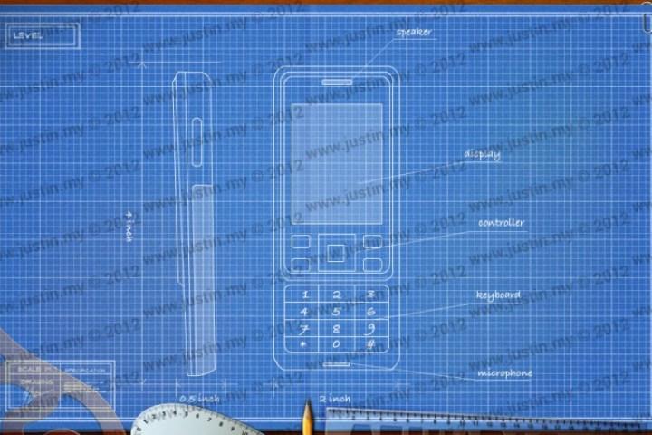 BluePrint 3D Electronic Level 9