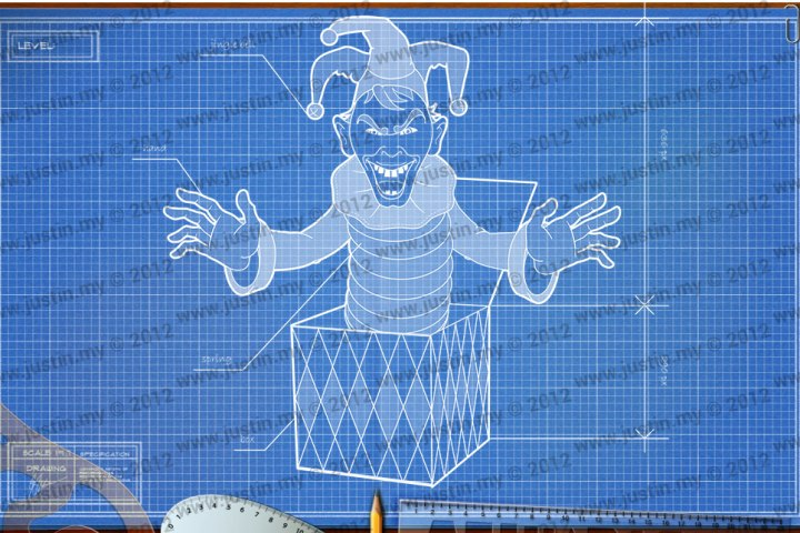 BluePrint 3D Halloween Level 16