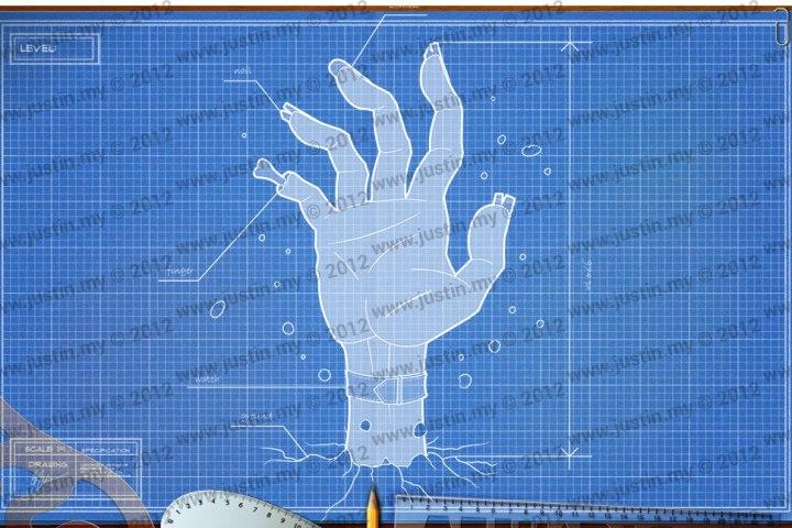 BluePrint 3D Halloween Level 17