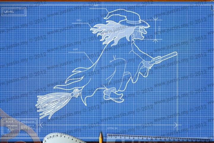 BluePrint 3D Halloween Level 18
