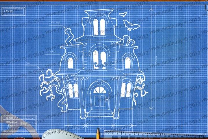 BluePrint 3D Halloween Level 26