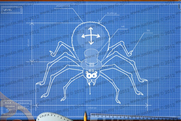 BluePrint 3D Halloween Level 3