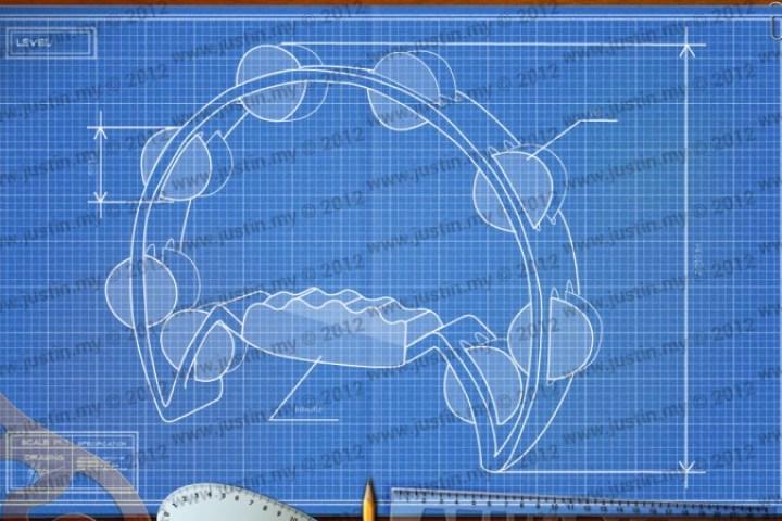 BluePrint 3D Instruments Level 20