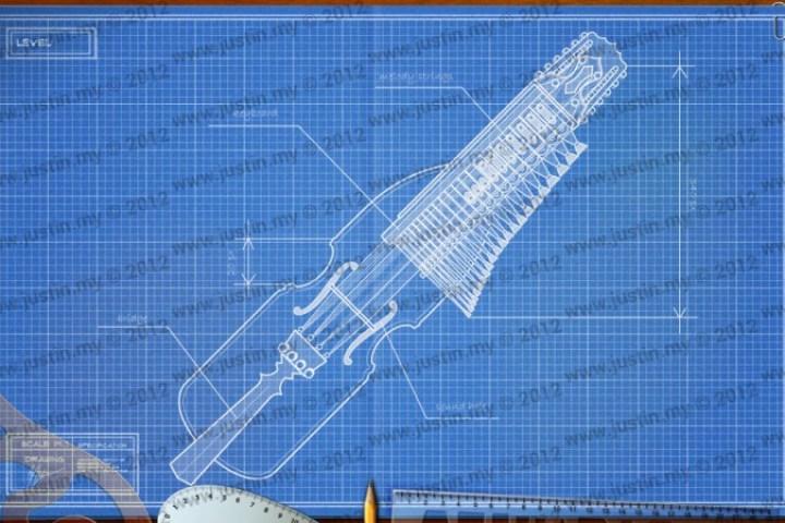 BluePrint 3D Instruments Level 21