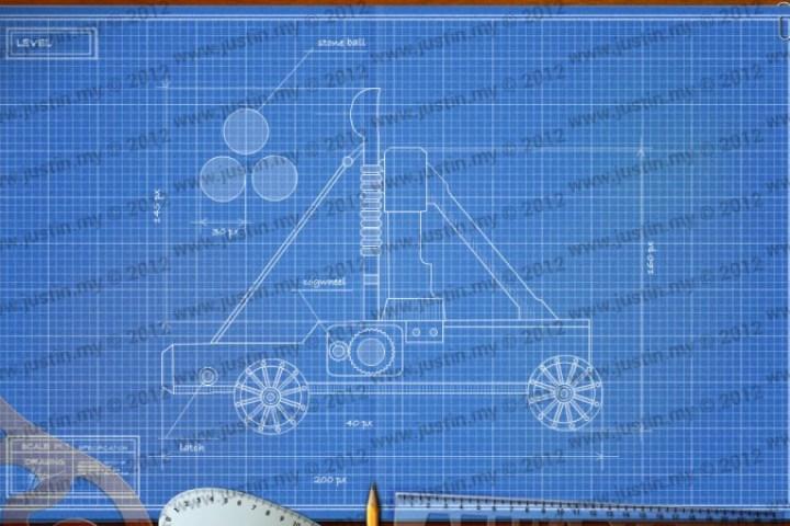 BluePrint 3D Medieval Level 11