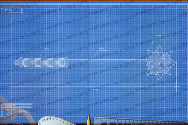 BluePrint 3D Medieval Level 6