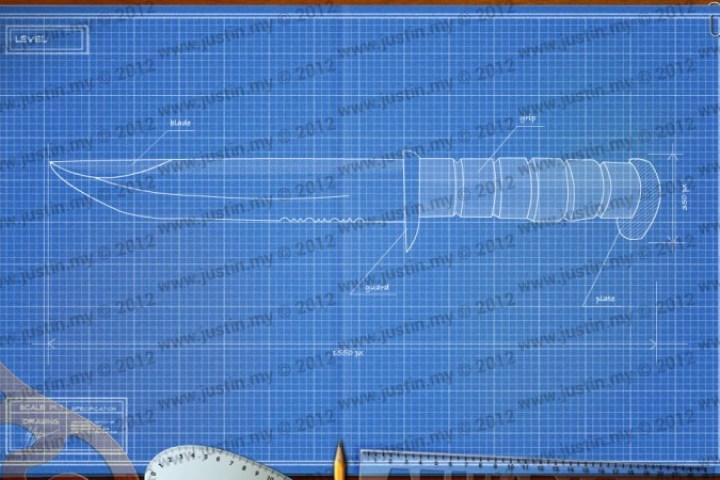 BluePrint 3D Military Level 7