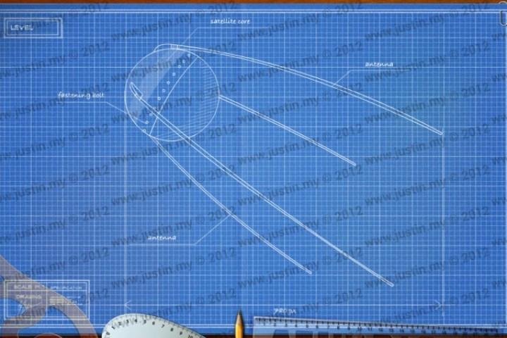 BluePrint 3D Space Level 1