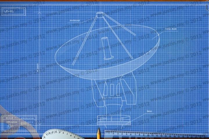 BluePrint 3D Space Level 11