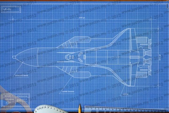 BluePrint 3D Space Level 12