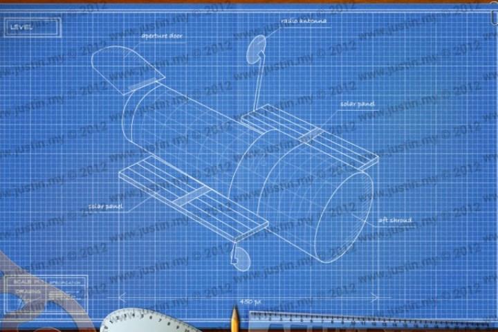BluePrint 3D Space Level 13