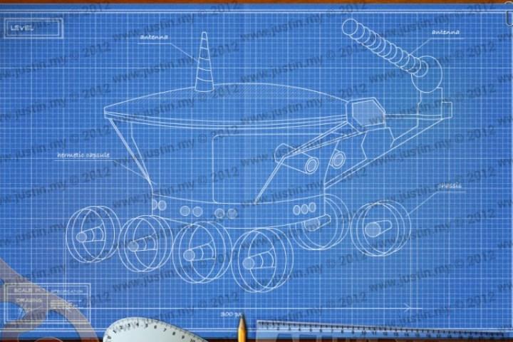 BluePrint 3D Space Level 27