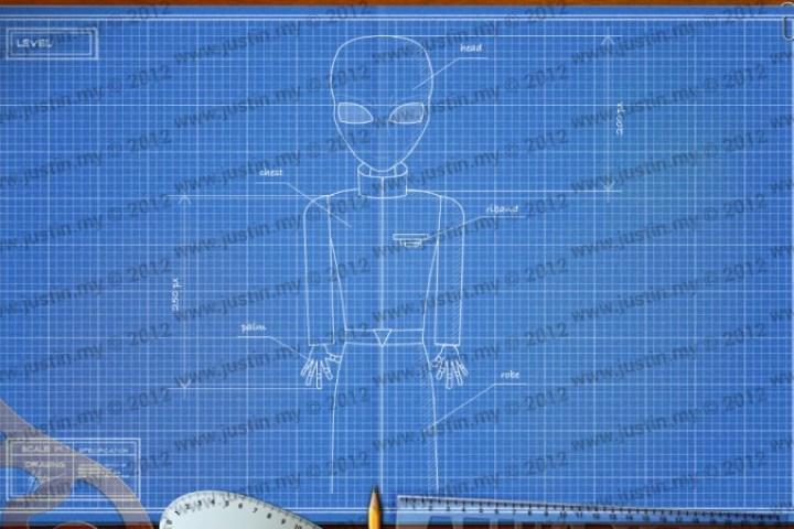 BluePrint 3D Space Level 7