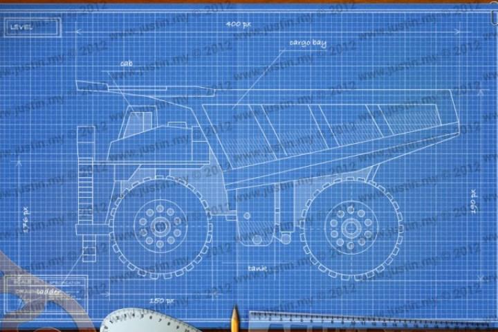 BluePrint 3D Transport Level 33