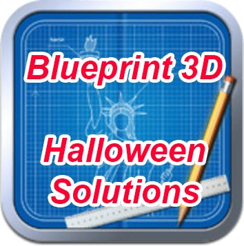 Blueprint 3D Halloween Solutions