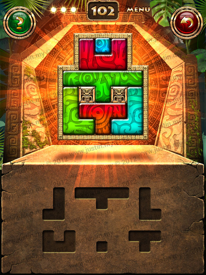 Montezuma Puzzle Level 202