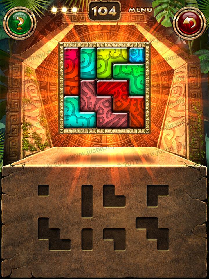 Montezuma Puzzle Level 204